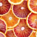 """Виниловый фотофон """"Апельсины"""" под заказ"""