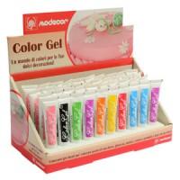 Гелевые красители, Color gel, Италия