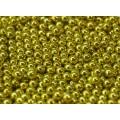Кондитерская посыпка золото, 7 мм